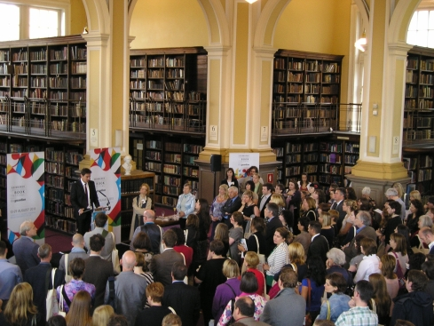 Edinburgh International Book Festival launch