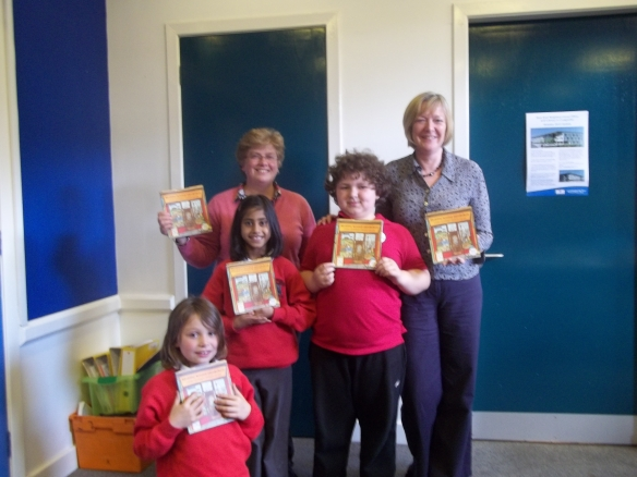 Piershill Chatterbooks event