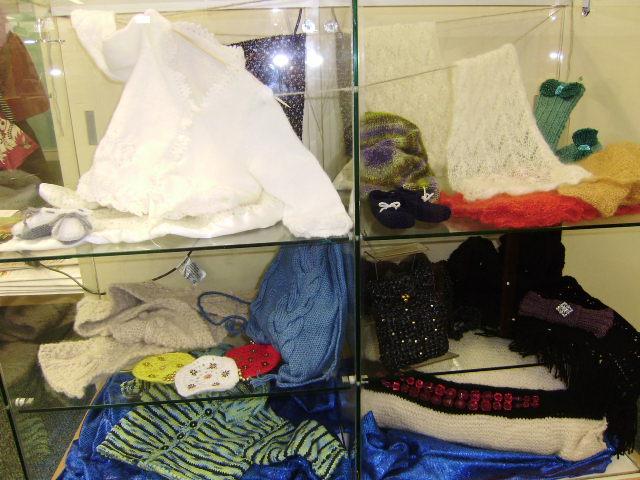 Knitting Groups Edinburgh : Crochet tales of one city