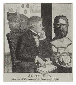 John Kay self portrait