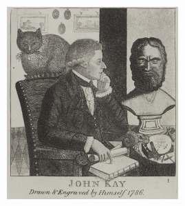 John Kay self portrait