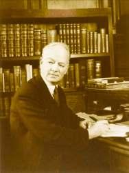 Robert Butchart, F.L.A., Principal Librarian, 1942 - 1953