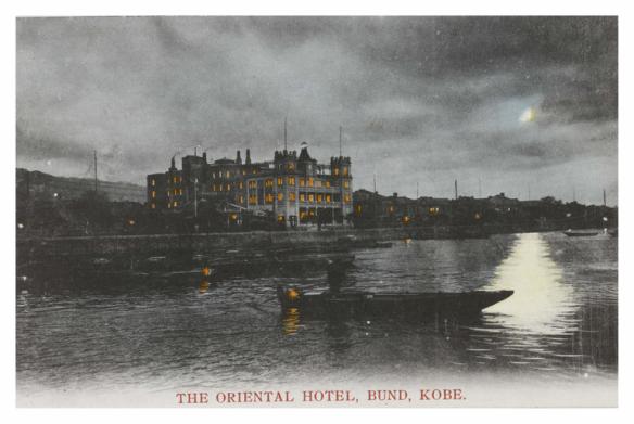 The Oriental Hotel, Kobe