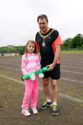 Chloe and Lord Provost
