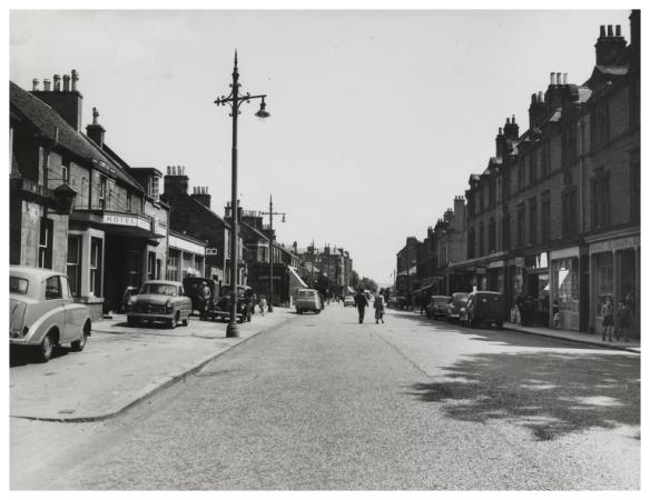 Corstorphine High Street
