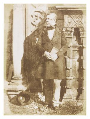 David Roberts by David Octavius Hill, 1847 www.capitalcollections.org.uk