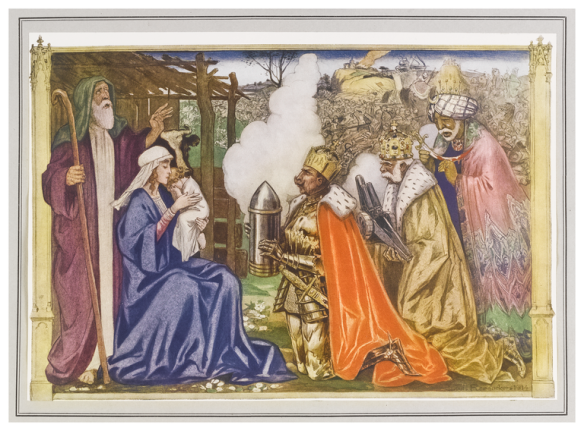 """The Adoration of the Magi"""