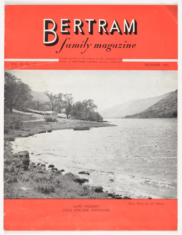 Bertram Family Magazine