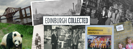 Edinburgh Collected collage