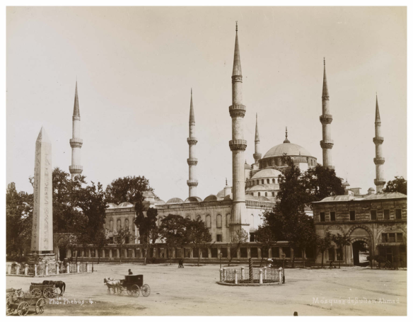Mosque of Sultan Ahmed