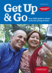 Get Up and Go magazine cover