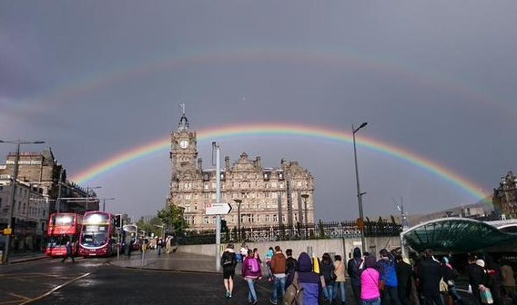 Edinburgh Rainbow