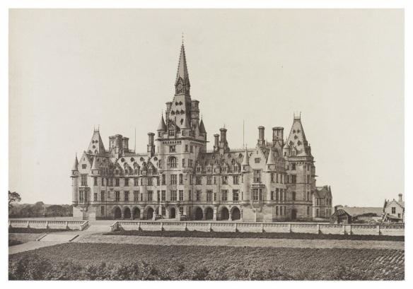 Fettes College, 1875