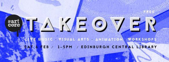 #artcore takeover