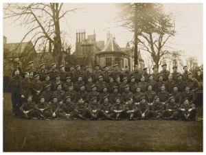 Edinburgh's 1st Battalion Home Guard, 1944