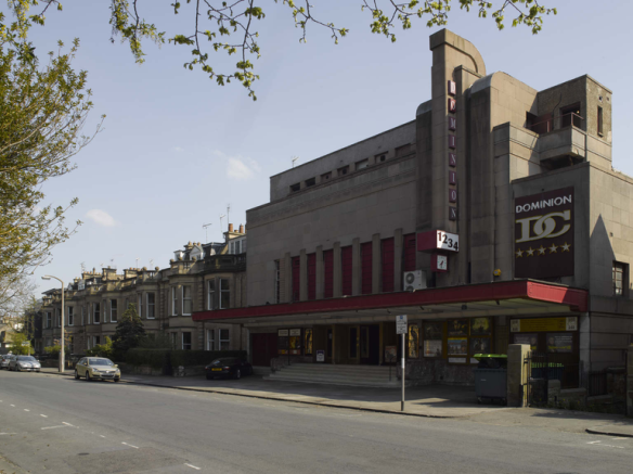Dominion Cinema, Newbattle Terrace