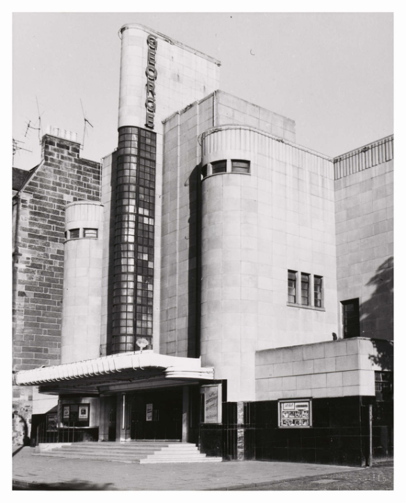 George (formerly County) Cinema, Portobello