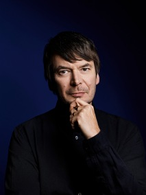 Photograph of Ian Rankin