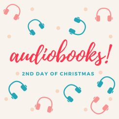 2nd day of Christmas: audiobooks