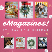 4th day of Christmas: emagazines!