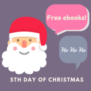 5th day of Christmas: free ebooks!