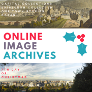 7th day of Christmas: online image archives