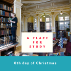 8th day of Christmas: a place for study