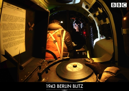 Poster for Berlin Blitz VR Experience