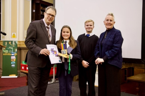 Green Pencil Award Overall Winner