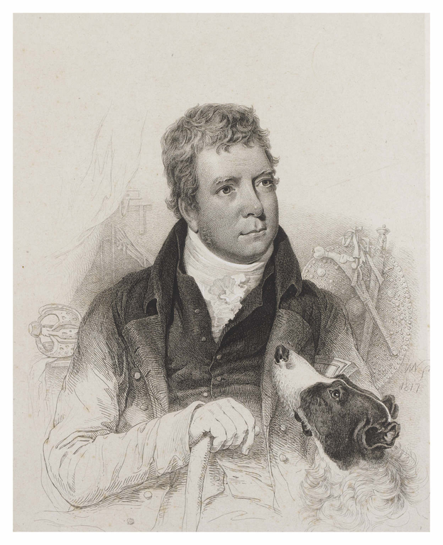 William Nicholson's portraits