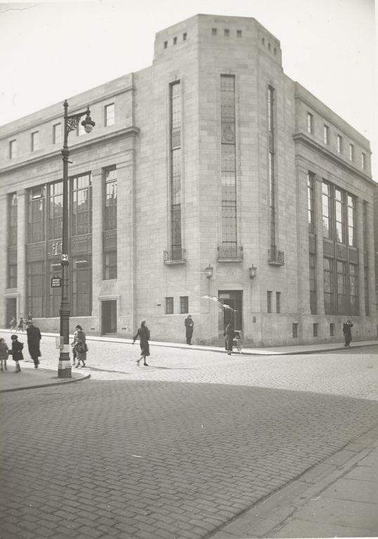 Fountainbridge Library exterior