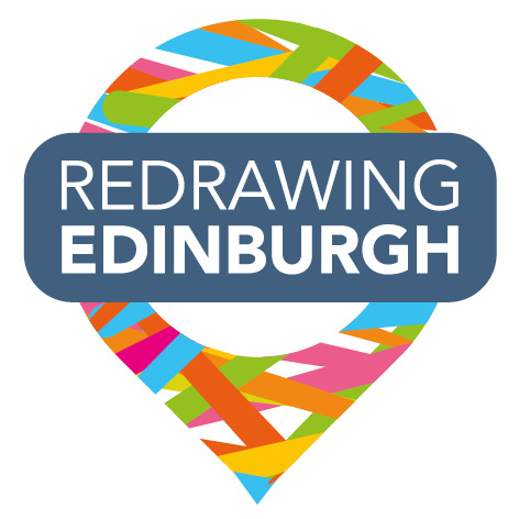 ReDrawing Edinburgh project logo