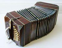 A bandoneon