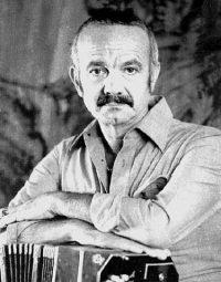 Portrait of Astor Piazzolla