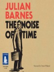 Book cover of The Noise of Time